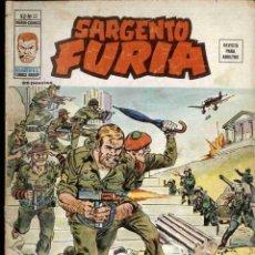 Cómics: SARGENTO FURIA VOL. 2 Nº 22. Lote 98890899