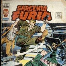 Cómics: SARGENTO FURIA VOL. 2 Nº 23. Lote 98890939