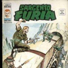 Cómics: SARGENTO FURIA VOL. 2 Nº 25. Lote 98891003