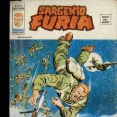 Cómics: SARGENTO FURIA VOL. 2 Nº 27. Lote 98891075