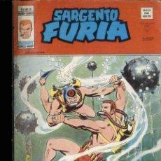 Cómics: SARGENTO FURIA VOL. 2 Nº 30. Lote 98891219