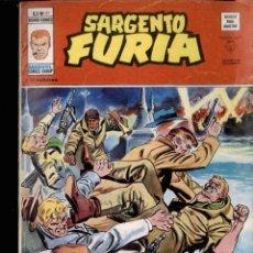 Cómics: SARGENTO FURIA VOL. 2 Nº 31. Lote 98891271