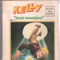 Cómics: KELLY OJO MÁGICO Nº 7 EDICION ESPECIAL. Lote 98894695