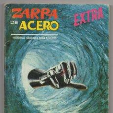 Cómics: ZARPA DE ACERO Nº 18 (VERTICE 1ª EDICION 1968). Lote 98960119