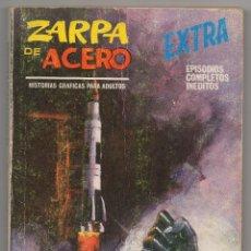 Cómics: ZARPA DE ACERO Nº 17 (VERTICE 1ª EDICION 1968). Lote 98960643
