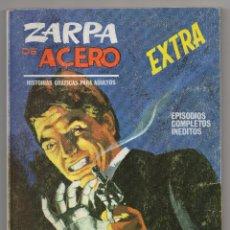 Cómics: ZARPA DE ACERO Nº 11 (VERTICE 1ª EDICION 1966) 144 PAGINAS.. Lote 98961467