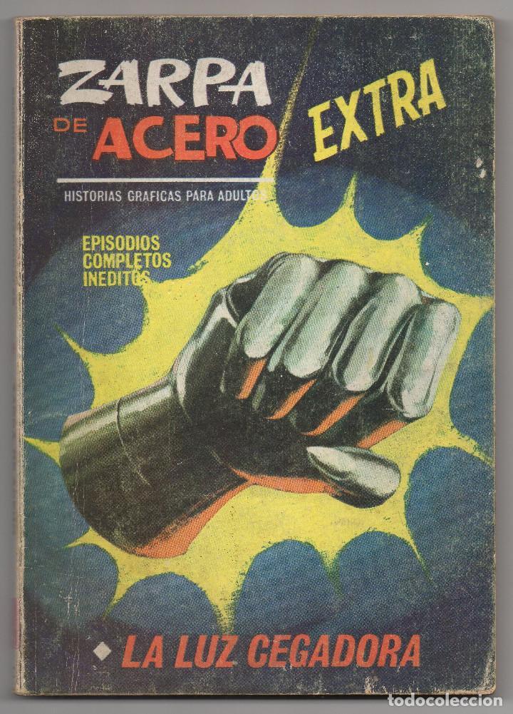 ZARPA DE ACERO Nº 10 (VERTICE 1ª EDICION 1966) (Tebeos y Comics - Vértice - Fleetway)