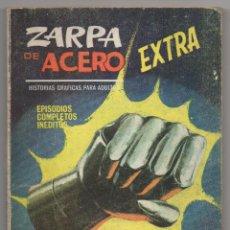 Cómics: ZARPA DE ACERO Nº 10 (VERTICE 1ª EDICION 1966). Lote 105252572