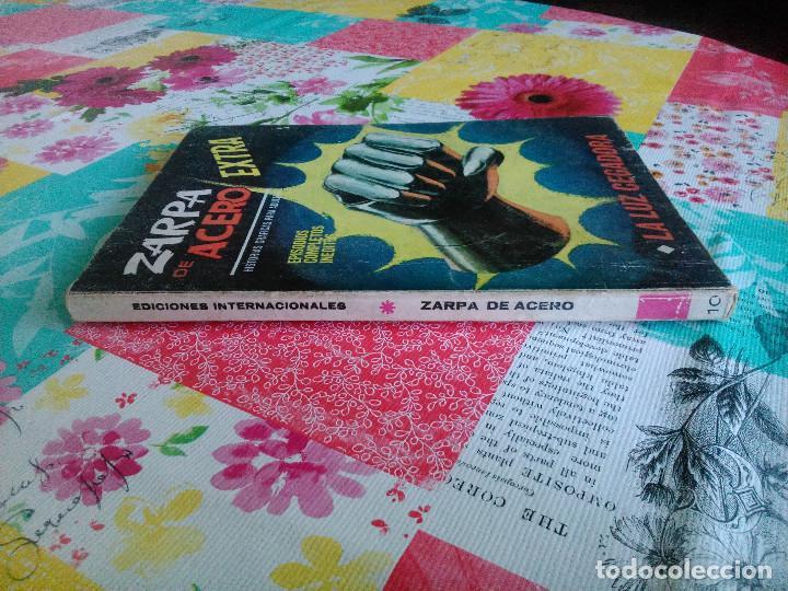 Cómics: ZARPA DE ACERO nº 10 (Vertice 1ª edicion 1966) - Foto 3 - 105252572