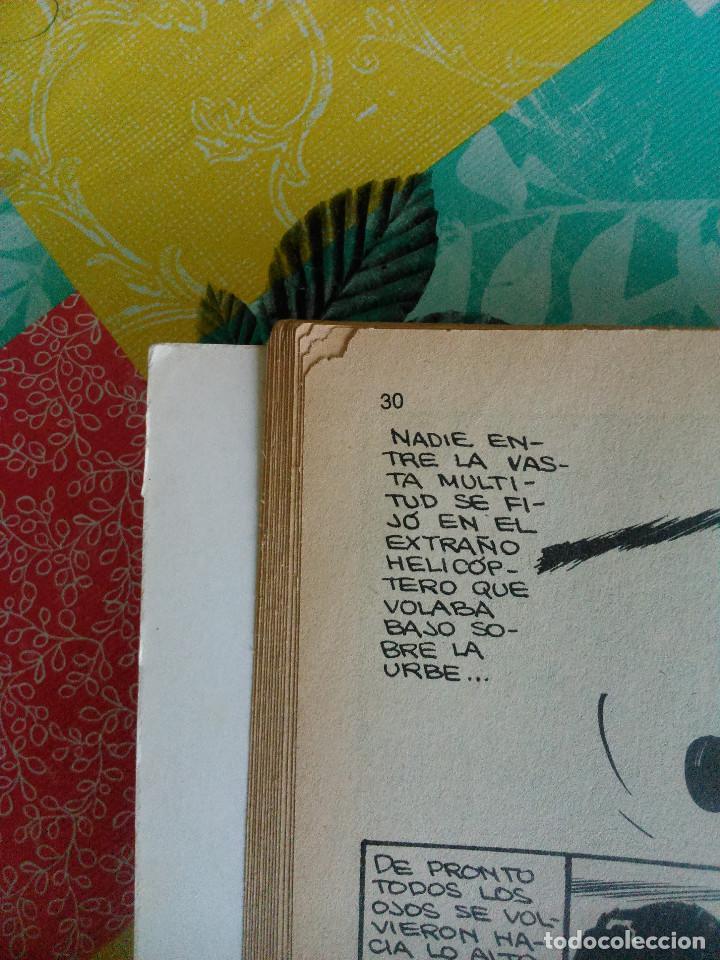 Cómics: ZARPA DE ACERO nº 10 (Vertice 1ª edicion 1966) - Foto 4 - 105252572