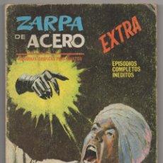 Cómics: ZARPA DE ACERO Nº 9 (VERTICE 1ª EDICION 1966). Lote 105252603