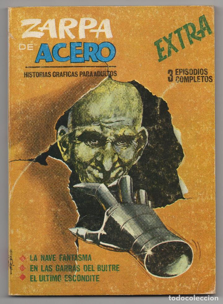 ZARPA DE ACERO Nº 5 (VERTICE 1ª EDICION 1966) (Tebeos y Comics - Vértice - Fleetway)