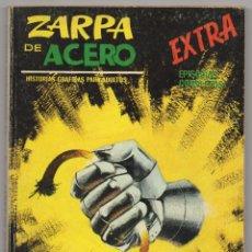 Cómics: ZARPA DE ACERO Nº 4 (VERTICE 1ª EDICION 1966). Lote 98962539