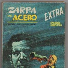 Cómics: ZARPA DE ACERO Nº 2 (VERTICE 1ª EDICION 1966) 176 PAGINAS.. Lote 98963271