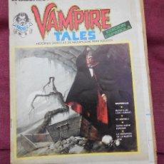Cómics: VAMPIRE TALES ED. ESPAÑOLA NUMERO 1 VERTICE. Lote 99031843