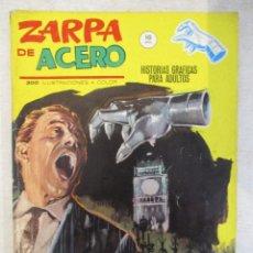 Cómics: ZARPA DE ACERO VERTICE GRAPA Nº2 FLEETWAY. Lote 99091799