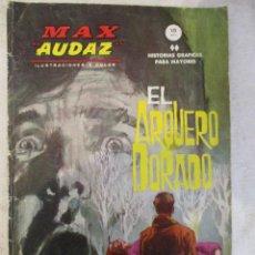 Cómics: MAX AUDAZ VERTICE GRAPA Nº5 FLEETWAY. Lote 99092403