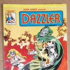 Cómics: COMIC SUPER HEROES PRESENTA: DAZZLER DESLUMBRANTE, Nº 2 - MUNDICOMICS ADULTOS, VERTICE. Lote 99188147