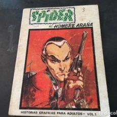 Cómics: SPIDER EL HOMBRE ARAÑA EDICION ESPECIAL EXTRA Nº 1 TACO GORDO (VERTICE) (COIB46). Lote 99246927