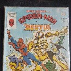 Comics : SUPER HEROES SPIDER-MAN Y BESTIA VOL.2 Nº 126 ESTADO NORMAL EDICIONES VERTICE . Lote 99275167