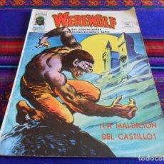 Cómics: VÉRTICE VOL. 2 WEREWOLF HOMBRE LOBO Nº 11. 35 PTS. 1975. LA MALDICIÓN DEL CASTILLO. BE. RARO.. Lote 99360055