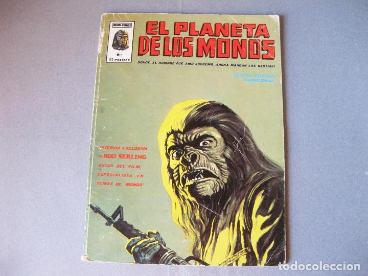 COMIC DE EL PLANETA DE LOS MONOS - MUNDI COMICS Nº 1 (Tebeos y Comics - Vértice - Otros)