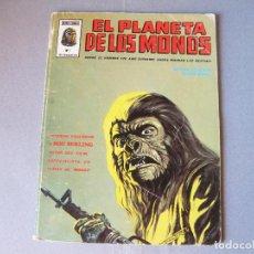 Cómics: COMIC DE EL PLANETA DE LOS MONOS - MUNDI COMICS Nº 1. Lote 99467135