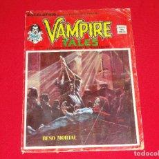 Cómics: ESCALOFRIO Nº 42. VAMPIRE TALES! VERTICE. C-20. Lote 99511051
