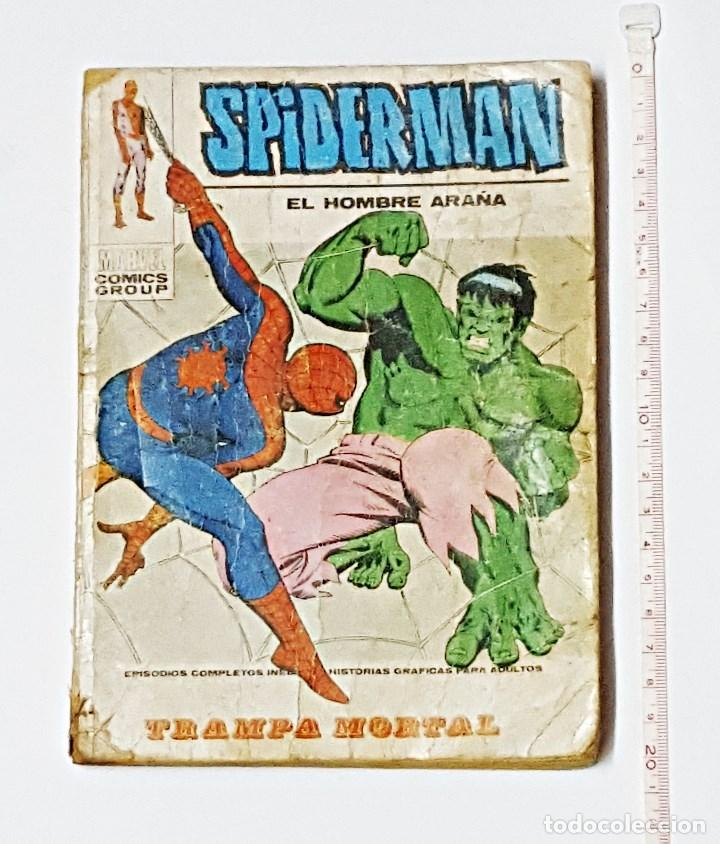 COMICS SPIDERMAN.NUMERO 54 MARVEL COMICS GROUP , EDICIONES VERTICE (Tebeos y Comics - Vértice - Super Héroes)