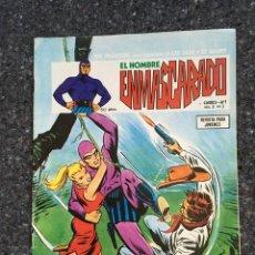Cómics: EL HOMBRE ENMASCARADO VOL.2 Nº 3. Lote 99806423