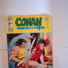 Cómics: CONAN EL BARBARO - VERTICE - VOLUMEN 2 - NUMERO 21 - B.E. - CJ 50 - GORBAUD. Lote 99858587