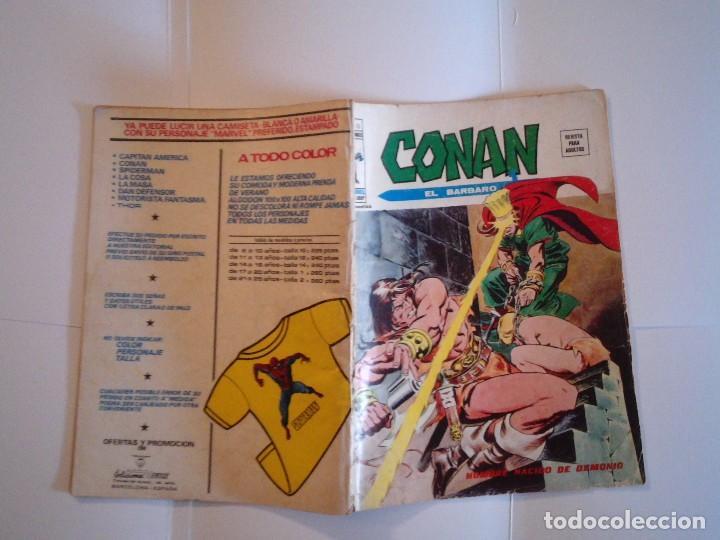 Cómics: CONAN EL BARBARO - VERTICE - VOLUMEN 2 - NUMERO 10- cj 50 - GORBAUD - Foto 5 - 99859323