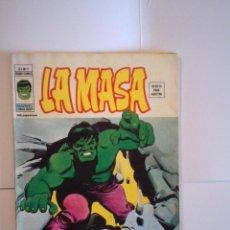 Cómics: LA MASA - VERTICE - VOLUMEN 3 - NUMERO 8 - BUEN ESTADO - CJ 72 - GORBAUD. Lote 99860915