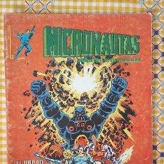 Cómics: MICRONAUTAS PROCEDENTES DE OTRA DIMENSION.Nº1 EDICIONES SURCO LINEA 83 AÑO 1981. Lote 99949107