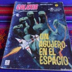 Cómics: VÉRTICE GRAPA GALAXIA Nº 13. 1966. 25 PTS. UN AGUJERO EN EL ESPACIO.. Lote 99958543