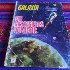 Cómics: VÉRTICE GRAPA GALAXIA Nº 15. 1966. 10 PTS. UN RASCACIELOS VOLADOR. . Lote 99958747