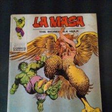 Cómics: LA MASA. LA ARPIA. EDICIONES VERTICE AÑO 1973. MUM.33.. Lote 178762998