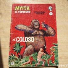 Cómics: MYTEK EL PODEROSO - NÚMERO 1 - FORMATO GRAPA - AÑO 1965 - VERTICE. Lote 99995019