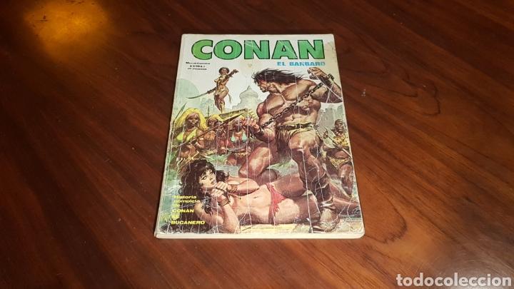 TOMO CONAN EXTRA 1 EL BUCANERO VERTICE (Tebeos y Comics - Vértice - Conan)