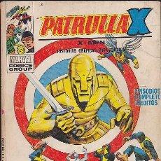 Cómics: COMIC COLECCION PATRULLA X VOL.1 Nº 5. Lote 100287931