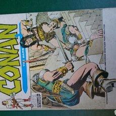 Cómics: CONAN 12 VOL 1 VERTICE COMPLETO BUEN ESTADO. Lote 100452835