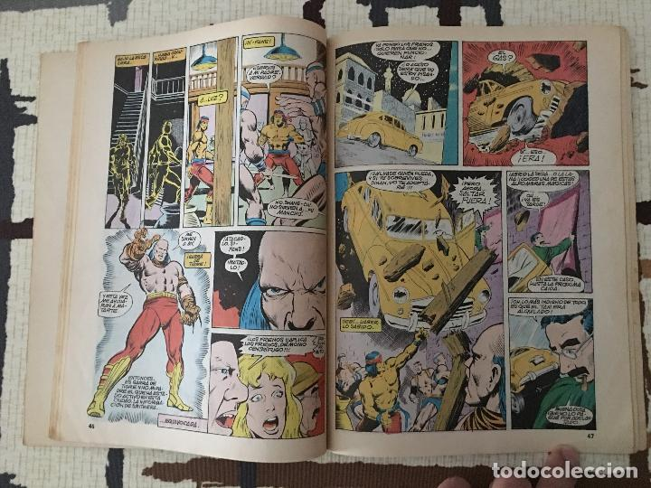 Cómics: Shang Chi. Ediciones Vertice Vol. 2 nº 12. Relatos Salvajes. SUEÑO MORTAL. - Foto 3 - 100453051