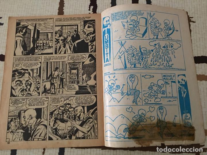 Cómics: Shang Chi. Ediciones Vertice Vol. 1 nº 49. Relatos Salvajes. MARES ROJOS. - Foto 3 - 100456047