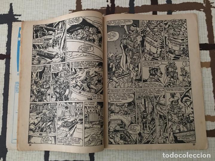 Cómics: Shang Chi. Ediciones Vertice Vol. 1 nº 49. Relatos Salvajes. MARES ROJOS. - Foto 5 - 100456047