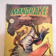 Cómics: MANDRAKE - NUM 12 - ED. VERTICE/COMIC ART- 1981. Lote 100485972