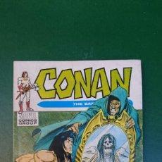 Cómics: CONAN 13 VOL 1 VERTICE COMPLETO MUY NUEVO DE KIOSKO. Lote 100488915