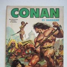 Cómics: CONAN EL BÁRBARO EXTRA 1 (MUNDI COMICS VÉRTICE) HISTORIA COMPLETA CONAN EL BUCANERO. Lote 100513779