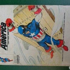 Cómics: CAPITAN AMERICA 34 VOL 1 VERTICE COMPLETO BUEN ESTADO. Lote 100517690