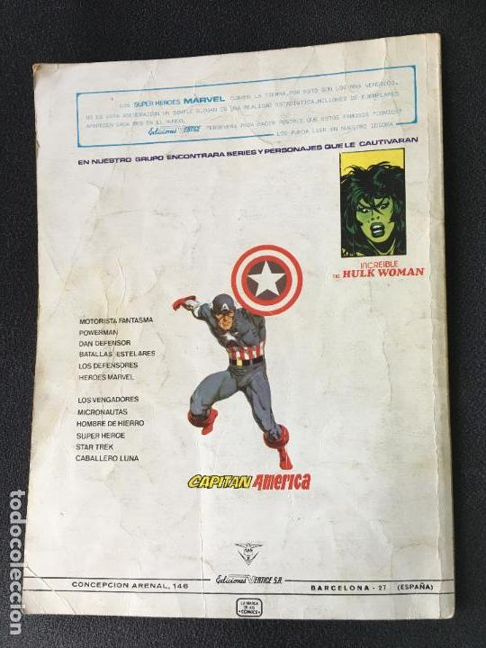 Cómics: Shang Chi. Ediciones Vertice Vol. 2 nº 12. Relatos Salvajes. SUEÑO MORTAL. - Foto 5 - 100453051