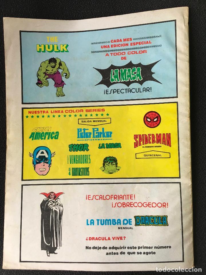 Cómics: Shang Chi. Ediciones Vertice Vol. 1 nº 50. Relatos Salvajes. DOS RIOS - Foto 5 - 100455155